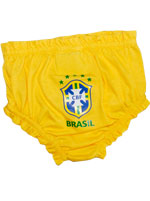 Calcinha para Bebê Torcida Baby Brasil