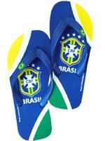 Chinelo Adulto CBF Brasil