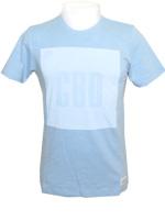 Camisa Brasil Covert CBD Azul Clara