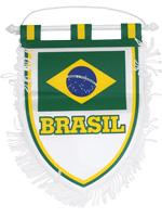 Flâmula Brasil Bandeirart