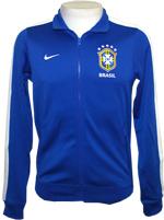 Jaqueta N98 Brasil Nike Azul