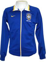 Jaqueta Masculina Brasil Nike Azul