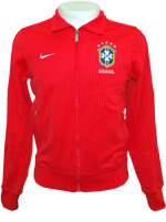 Jaqueta N98 Brasil Nike Vermelha