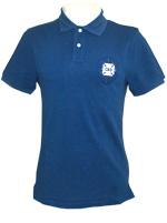 Polo Brasil Covert Vintage CBF Nike Azul