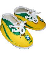 Tênis para Bebê Torcida Baby Brasil