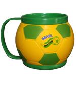 Caneca Bola Brasil