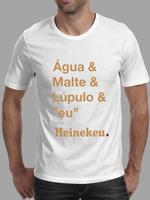 Camisa Canto do Boleiro Heinekeu