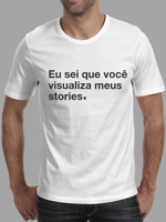 Camisa Canto do Boleiro Stories