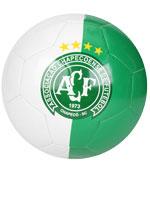 Bola de Futebol Chapecoense Umbro Branco/Verde
