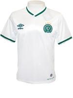 Camisa de Jogo Chapecoense 2014/15 Umbro Branca