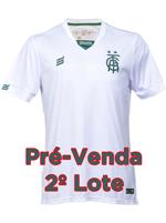 Camisa 2 <b>Juvenil</b> América MG Sparta 2020/21