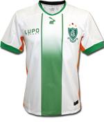 Camisa Jogo 2 América MG Lupo 2016 Branca