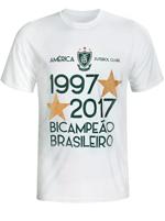 Camisa América Bicampeão Brasileiro 2017
