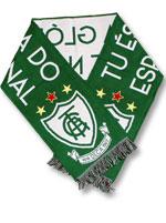 Cachecol Marka América-MG Verde