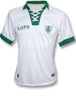 Camisa Jogo 2 América MG Lupo 2017