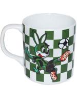 Caneca de Porcelana América - Mascote
