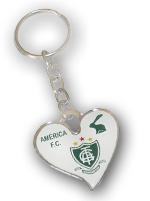 Chaveiro Coração América-MG