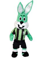 Coelhão Mascote America Mineiro