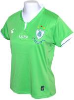 Camisa Feminina Am�rica Lupo 2014 Verde
