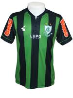 Camisa Jogo 1 Am�rica Mineiro Lupo 2014 Listrada