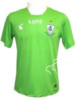 Camisa Jogo 3 Am�rica Mineiro Lupo 2015 Verde