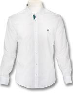 Camisa Social Palla D'oro América-MG Branca