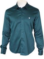 Camisa Social Palla D'oro América-MG Verde