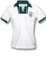 Camisa Retr� Am�rica Mineiro 1925 Branca