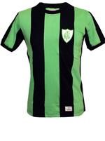 Camisa Retrô América MG 1971 Verde/Preta