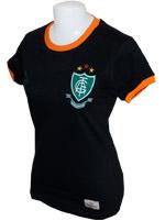 Camisa Passeio Preta Ronaldo Fraga Feminina