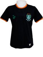 Camisa Passeio Preta Ronaldo Fraga Infantil