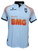 Camisa Coimbra Jogo 02 Branca Masculino