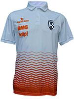 Camisa Coimbra Polo Viagem Branca Masculino