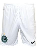 Calção de Jogo Coritiba Nike 2012 Branco