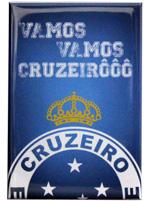 Imã Cruzeiro Vamos Vamos Cruzeiro