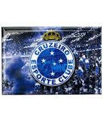 Imã Cruzeiro Escudo Torcida