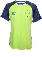 Camisa Masc. Cruzeiro Aquecimento 2018