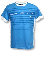Camisa Juvenil Goleiro 3 Cruzeiro 2015 Azul