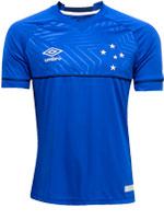 Camisa Cruzeiro Jogo I 18/19 Umbro S/N