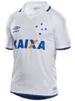 Camisa Jogo 2 Cruzeiro Umbro 2017 Branca N10