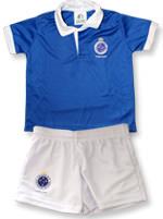 Conjunto Polo Infantil Camiseta e Short