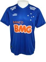 Camisa de Jogo Cruzeiro 2014 Olympikus Azul