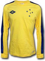 Camisa de Goleiro Cruzeiro Retrô 1966 Umbro