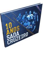 Livro 10 Anos Sada Cruzeiro