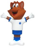 Boneco Mascote Cruzeiro Uniforme 2