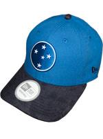 Boné New Era 940 Cruzeiro Azul e Marinho