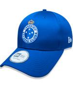 Boné New Era 940 Cruzeiro Escudo Azul
