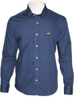 Camisa Social Palla D'oro Cruzeiro Azul