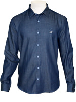 Camisa Social Palla D'oro Cruzeiro Jeans