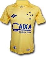 Camisa de Goleiro Jogo 3 Cruzeiro Umbro
